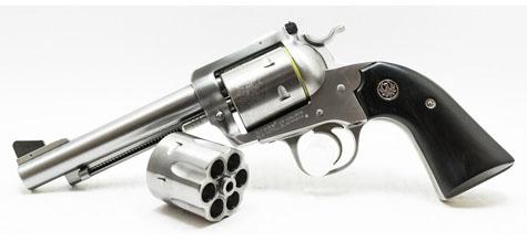 Ruger Blackhawk Bisley 45LC/45ACP